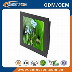 12.1'' industrial touch screen LCD monitor