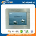 Waterproof 10.4 inch industrial