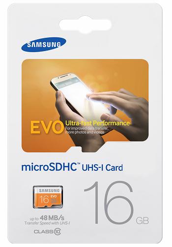 Samsung Micro SD Card 1