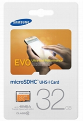 Samsung Micro SD Card-32GB