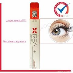 Liquidation cosmetics Real plus eyelash enhancer and growth serum