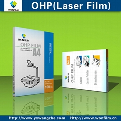 A4 OHP film (Laser Printing Film)