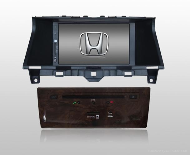 Honda Accord 8 DVD GPS Navigation in wholesale and retail 1