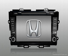 Honda Crider DVD GPS Navigation in wholesale and retail