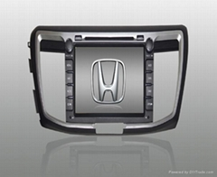 Honda Accord 9 DVD GPS Navigation in wholesale and retail