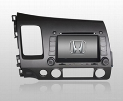 GrHonda Civic DVD GPS Navigation in wholesale and retail
