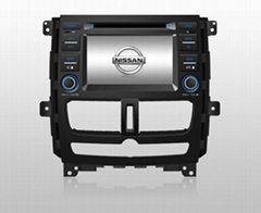 Nissan Succe DVD GPS Navigation in wholesale and retail