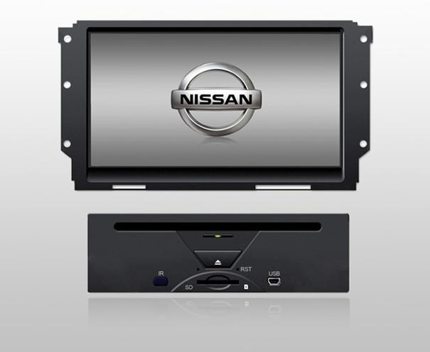 Nissan Teana DVD GPS Navigation in wholesale and retail 1