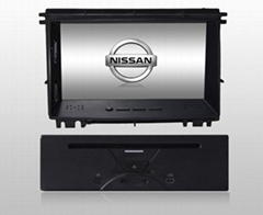 Nissan Sylphy DVD GPS Navigation ( retain CD seperate ) in wholesale and retail