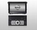 Nissan Sylphy DVD GPS Navigation ( retain CD seperate ) in wholesale and retail 2