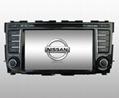 Nissan 2013 New Teana DVD GPS Navigation