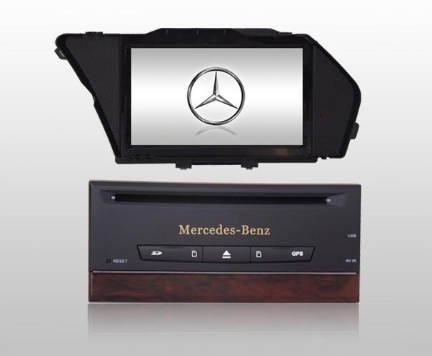 Benz GLK DVD GPS Navigation in wholesale and retail 1