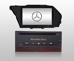 Benz GLK DVD GPS Navigation in wholesale and retail