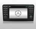 Benz ML350 DVD GPS Navigation in