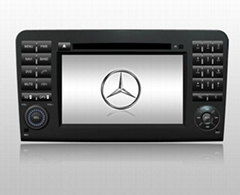 Benz ML350 DVD GPS Navigation in wholesale and retail