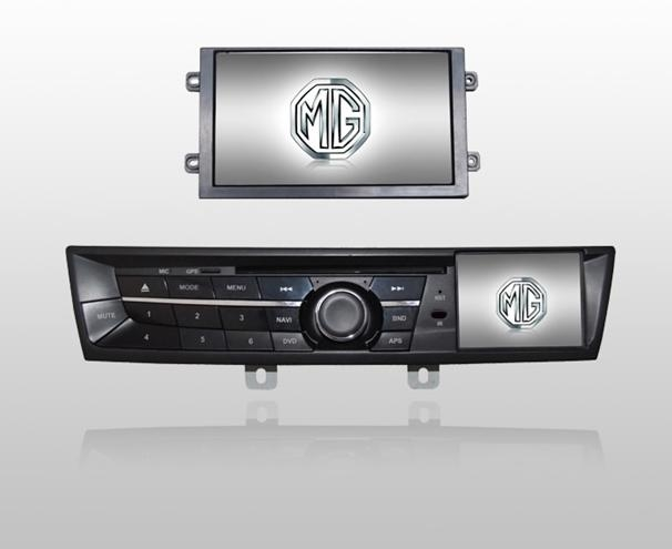MG 6 mg6 DVD GPS Navigation in wholesale and retail 5