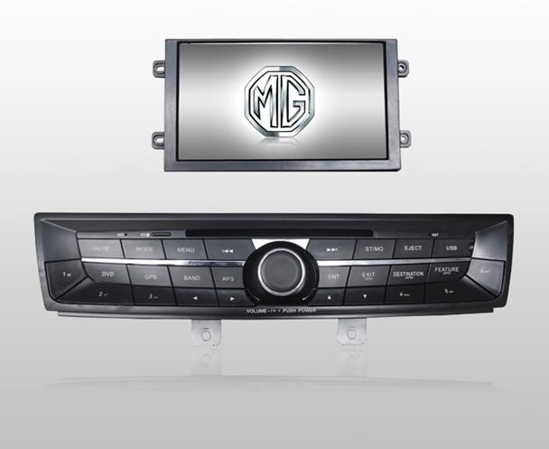 MG 6 mg6 DVD GPS Navigation in wholesale and retail 4