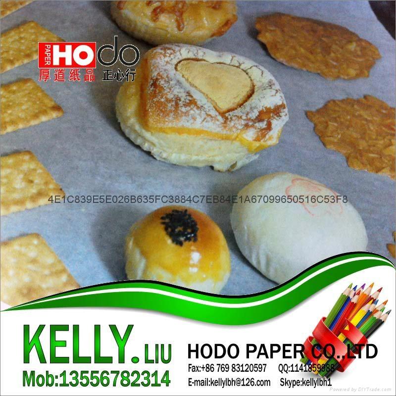 廠家直銷烘焙紙雙面硅油30*20 1