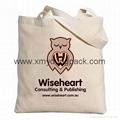 Promotional calico bag custom printed