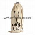Promotional custom eco friendly reusable cotton shopping bag 6