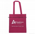 Non-woven budget cheap promotional A4