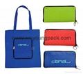 Promotion eco-friendly foldable non woven bag 4