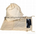 Promotional custom nylon drawstring cinch backpack bag 8