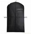 Wholesale custom black non woven