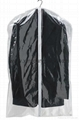 Wholesale custom black non woven polypropylene garment cover bags 9