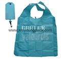 Promotional custom printed foldable non woven polypropylene eco bag