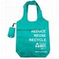 Promotional custom printed foldable non woven polypropylene eco bag 14
