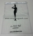 Wholesale promotional large silver organza drawstring pouch organza bags 7