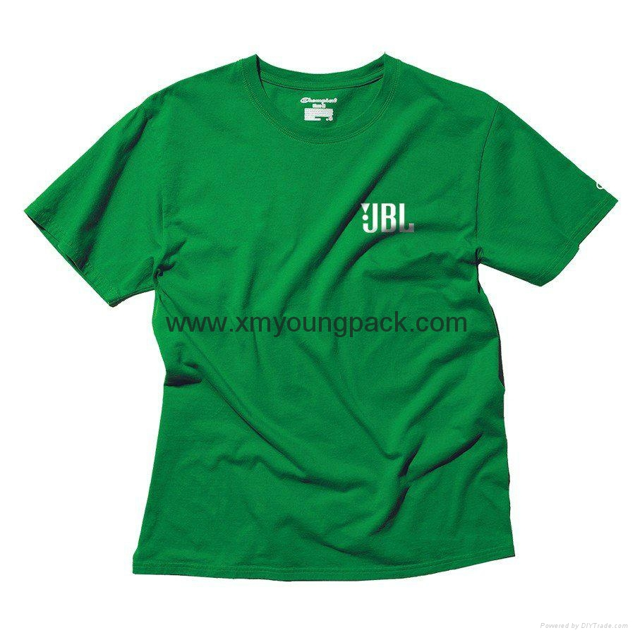 Wholesale promotional custom printed classic navy blue for Printed t shirts in bulk