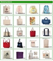 Personalized jute bag plain tote juco eco bags 17