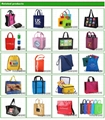 Promotional custom large reusable insulated jute cooler bags 18