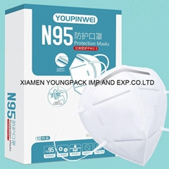 Stock Wholesale Ce FDA N95 Respirator