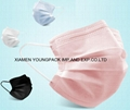 Stock Surgical Mask 3 Ply Non-Woven Disposable Face Mask