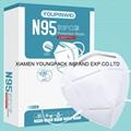 Stock Wholesale Ce FDA KN95 Respirator