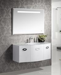 PVC bathroom cabinet