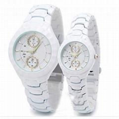 Caister -- Fashion luxury Ceramic watch
