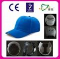 100%cotton protective baseball cap style safety bump caps