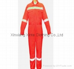 All kinds of Flame Retardant Coverall