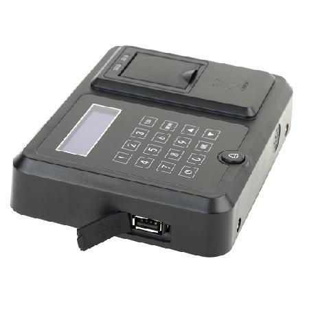 Fingerprint Access Control Time Attendance With Sensor Protective Shield 2