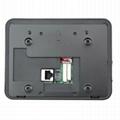 Fingerprint Access Control Time Attendance With Sensor Protective Shield 5