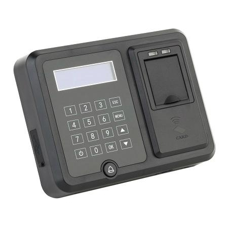 Fingerprint Access Control Time Attendance With Sensor Protective Shield 1