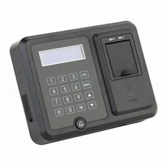 Fingerprint Access Control Time Attendance With Sensor Protective Shield