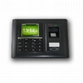 Fingerprint Time Attendance Time Clock Recorder Run  Without Software FK3018S 1