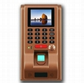 All-in-One Model Fingerprint Access Control Time Attendance FK3008C