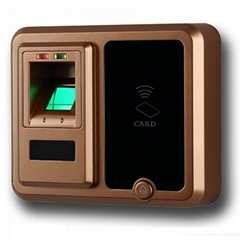 Fingerprint Access Control Slave Reader FK-F1 With RFID Card Module Compact Size