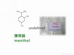 100% Pure Natural China Mint Menthol Crystals of Price